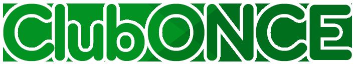 Logotipo de ClubONCE - Acceso a la página de inicio